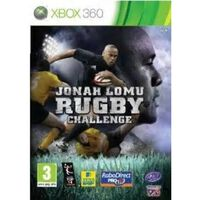 Jonah Lomu Rugby Challenge /X360
