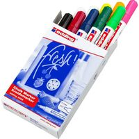 edding Chalk Marker 10 pcs Multicolour 4095