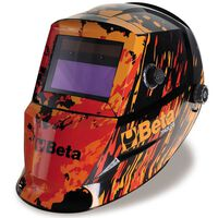 Beta Tools Auto Darkening Welding Helmet 7042LCD 070420001