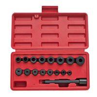 Universal Clutch Aligning 17-Piece Tool Set