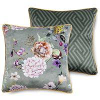 Descanso Decorative Pillow PARMA 48x48 cm Olive