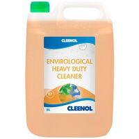 Cleenol Envirological Heavy Duty Cleaner - 1x5ltr