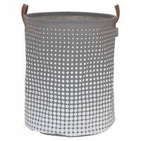 Sealskin Laundry Basket Speckles Grey 60 L 361892012