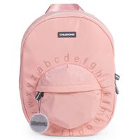 CHILDHOME Kids School Backpack ABC Pink and Copper