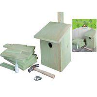 Esschert Design DIY Nesting Box 21.3x17x23.3 cm KG52
