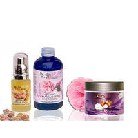 Biopark Cosmetics® Dry Skin Care Set