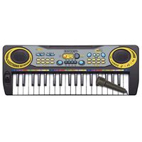 Bontempi Toy Electronic Keyboard with Microphone 37 Key