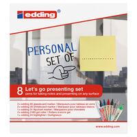 edding 8 Piece Personal Pen Set