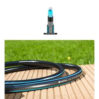 60m x 1/2 Inch Six Layer Garden Very Strong Black