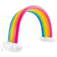 Intex Rainbow Cloud Sprinkler Multicolour 300x109x180 cm