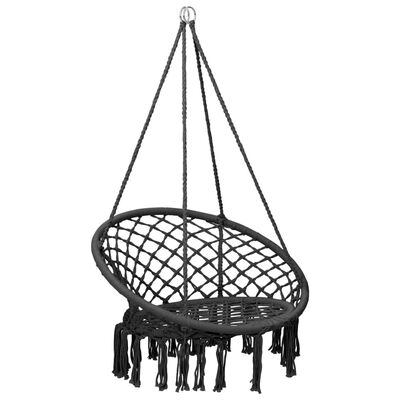 Imagine how joyful your children are when they have fun in your backyard with this hammock swing chair!