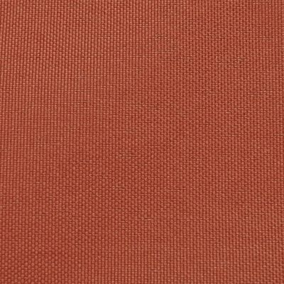 vidaXL Balcony Screen Oxford Fabric 90x400 cm Terracotta