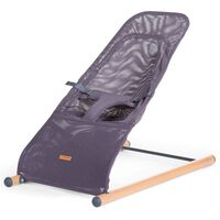 CHILDHOME Evolux Bouncer Natural and Anthracite