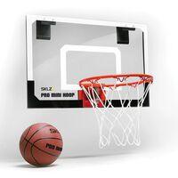SKLZ Pro Mini Basketball Hoop with Backboard and Basketball