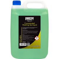 Country Range Concentrated Washing Up Liquid - 1 x 5ltr