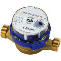 1/2 Inch Water Meter Flow 15mm Cold Water High Meters 1,6 m3/h
