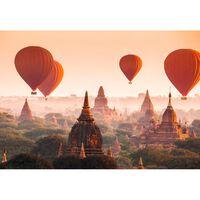 Walplus Wall Mural Bagan Ballooning, Home Decoration, Paper
