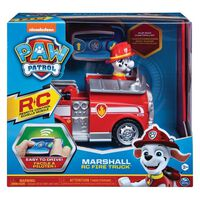 Paw Patrol Remote-Controlled Toy Car Marshall Fire Truck