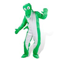 Costume Crocodile M-L