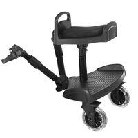 Baninni Kiddy Board for Stroller Passo Black BNSTA005-BK
