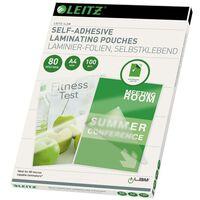 Leitz Self-adhesive Laminating Pouches A4 100 pcs