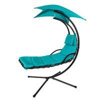 SoBuy Garden Patio Hammock Swing Chair Sun Lounger Relaxing ,OGS39-TB