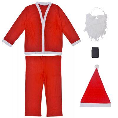 Santa Claus Christmas Costume Suits Set