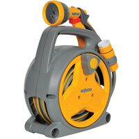 "Hozelock Free Standing Hose Reel with 10 m Hose ""Pico Reel"""