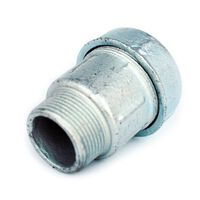 1/2 Inch x 20mm Pipe Compression Joint Male Thread Connector Union