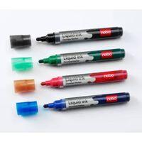 nobo Liquid Ink Markers 12pcs