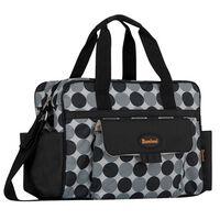 Baninni Diaper Bag Amalfi Black Circle BNDB005-BKCL