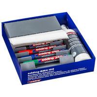 edding 27 Piece Whiteboard Marker Accessory Set BMA 15S