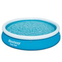 Bestway Fast Set Inflatable Swimming Pool 366x76 cm 57273
