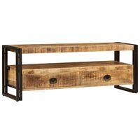 vidaXL TV Cabinet 120x35x45 cm Solid Mango Wood