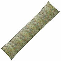 vidaXL Camouflage Netting with Storage Bag 1.5x10 m