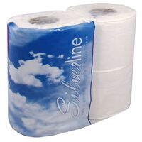 2 Ply Toilet Rolls - 10x4 Packs