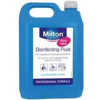 Milton Professional Disinfecting Liquid - 2x5ltr