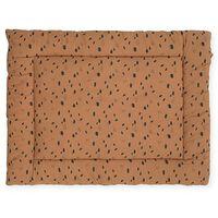 Jollein Playpen Quilt Spot 80x100 cm Caramel