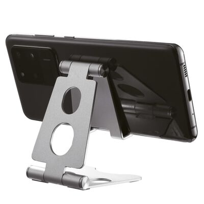 NewStar Foldable Mobile Phone Stand 4.7 Silver