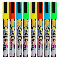 Doodle Vibrant Colors Chalk Markers 8 Pack