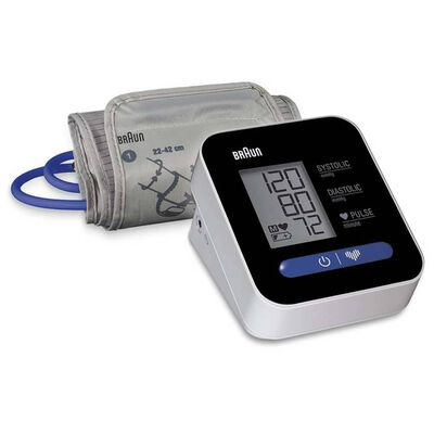 Braun Upper Arm Blood Pressure Monitor Exact Fit 1 BUA5000EUV1
