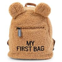 CHILDHOME Kids Backpack My First Bag Teddy Beige