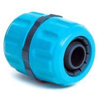 1/2 Inch Garden Hose Repairer Water Hose Adaptor Joiner Connector