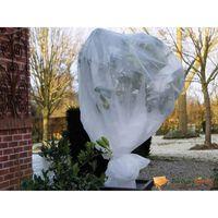 Nature Winter Fleece Cover 30 g/m² White 1x10 m