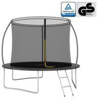 vidaXL Trampoline Set Round 305x76 cm 150 kg