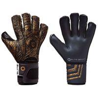 Elite Sport Goalkeeper Gloves Aztlan Size 8 Black