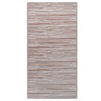 vidaXL Outdoor Carpet Brown 120x180 cm PP