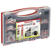 Fischer Wall Plugs Set DUOPOWER 280pcs