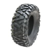 26x9.00-12 ATV tyre 6ply 7psi - Wanda P350 6ply Emarked, road legal,