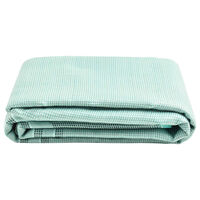 vidaXL Tent Carpet 400x250 cm Green